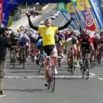 Alberto Sánchez vencedor de la Vuelta a Cantabria 2011