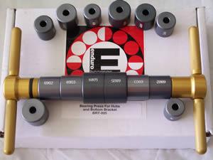 Prensa de rodamientos Enduro Bearing