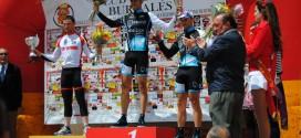 Podium II Trofeo San Pedro de la Fuente