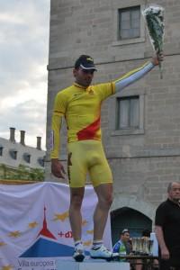 Fran lider provisional de la Copa de España 2011