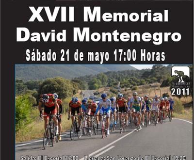 XVII Memorial David Montenegro