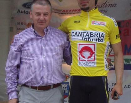David Busto líder de la Challenge Cantabria Infinita Máster 2011