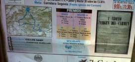 Cartel del LIII Trofeo Virgen del Carmen 2011