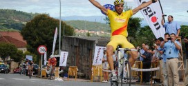 Francisco de Vicente vencedor en la Copa de España en Orense