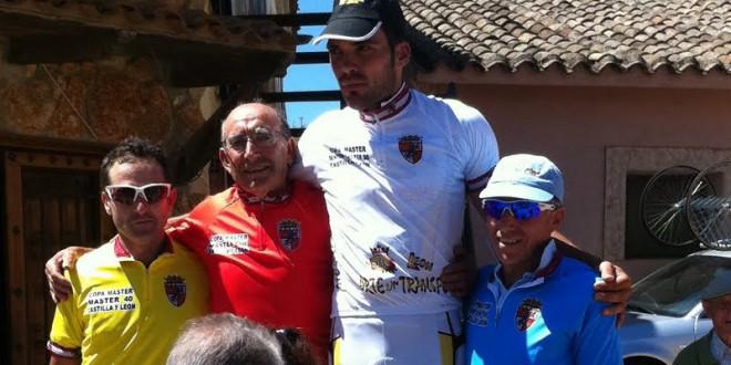 Líderes provisionales de la Copa Castilla y León (agosto 2011)