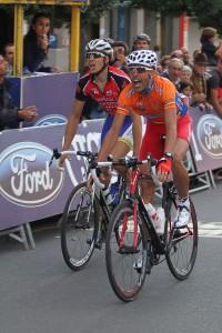 Sprint para la victoria en el Campeonato de España M30 2011