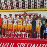 Betón vencedor de la Vuelta a Madrid Máster 2012