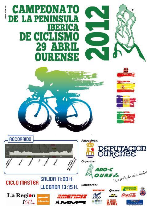 Campeonato de la Península Ibérica 2012