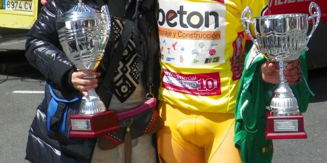 Rául Portillo ganador de la Vuelta a Madrid