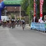 Sprint de Teo Casabal