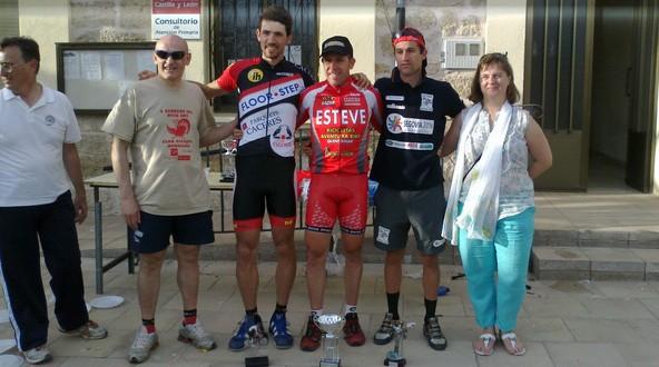 Podium Los Balbases 2012