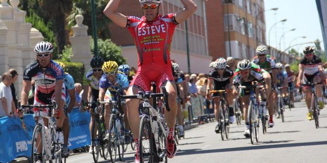 Antonio Martín vencedor del Trofeo Virgen del Carmen 2012