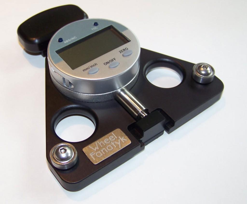 Tensiómetro para los radios