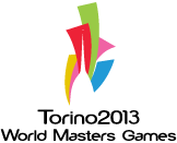 Logotipo Torino 2013 World Master Games