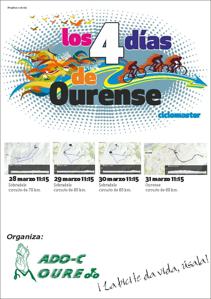 Los 4 días de Ourense