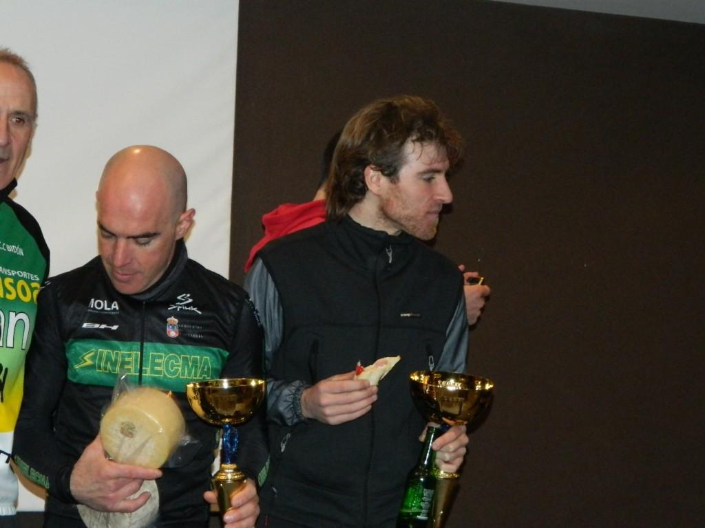 ¡Ion se está comiendo el premio! Foto: Goerna - Intrespa