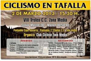 Cartel Tafall 2013