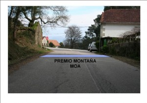 Premio de montaña MOA Gran Premio Cidade de Tui