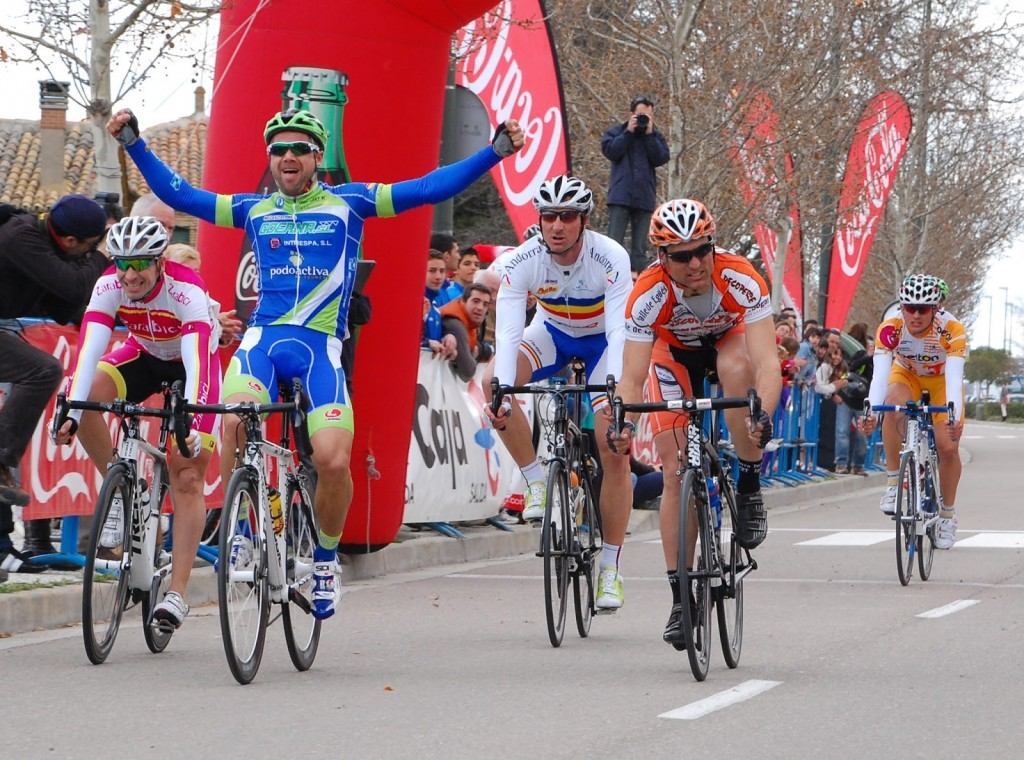 Sprint final.. Foto: Zaragoza Racing Team
