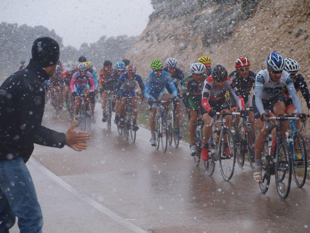 Trofeo Santiago de 2013. Infierno en Palencia.