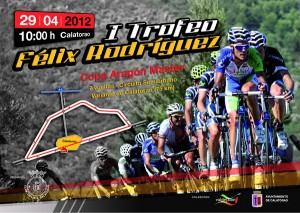 Cartel Trofeo Felix Rodriguez