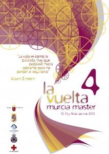 Cartel Vuelta a Murcia 2013