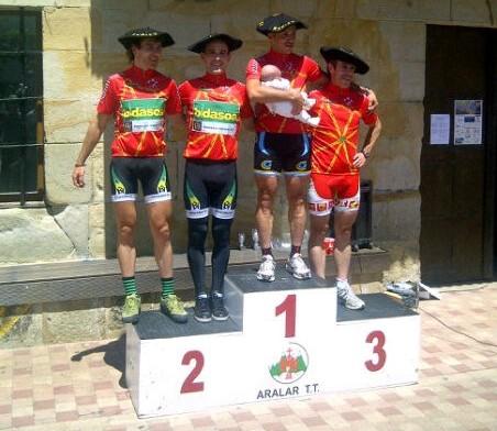 Campeones Navarros 2012 en Arbizu
