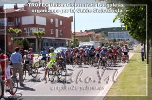 Salida Trofeo U.C. Burgalesa. Foto: Artgiho Ysl