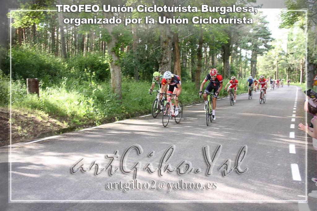 Alberto se impone a Turégano y Cruz. Foto: Artgiho Ysl
