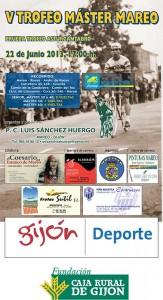 Cartel Trofeo Mareo 2013