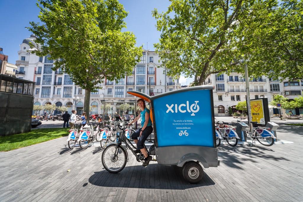 Xiclo: movilidad sostenible