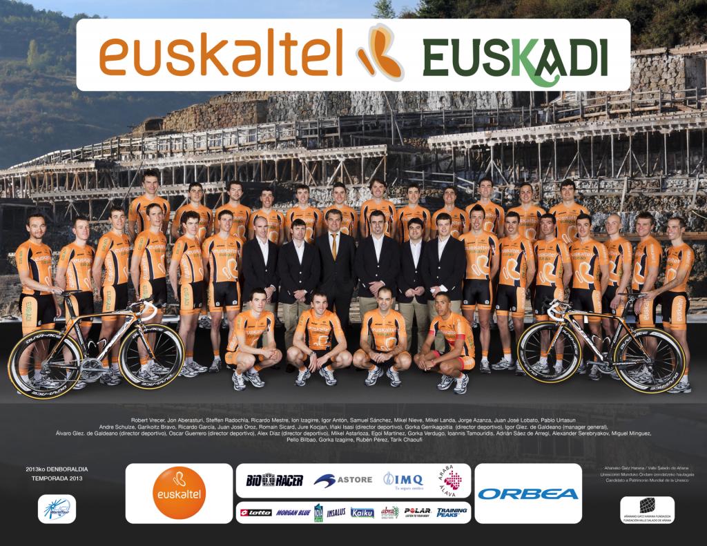 Euskalte Euskadi 2013