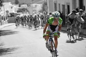 Marcos Miguel, del Bicicletas Rodríguez Extremadura