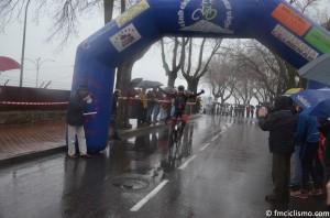 Raúl Turégano. Foto: Federación M.adrileña de Ciclismo