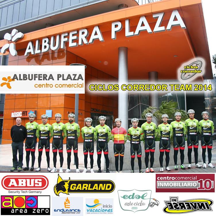 CiclosCorredorTeam2014-Albufera1