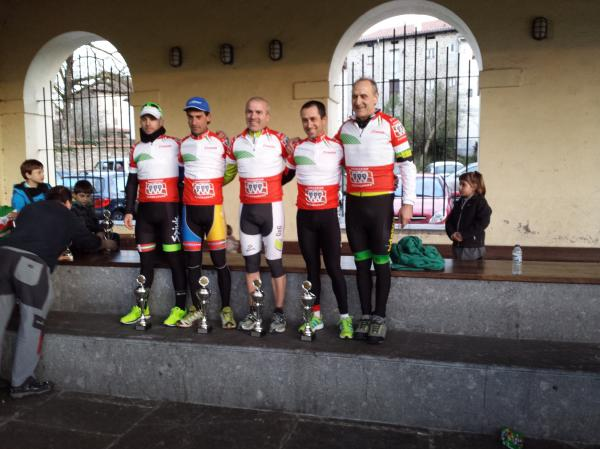 Campeones Euskadi 2014. Foto: Alberto Ligero