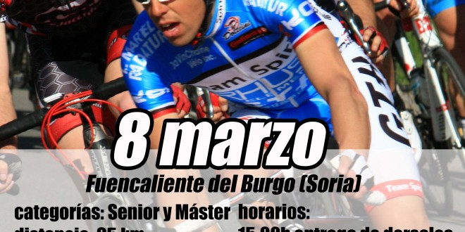 I Trofeo Fuencaliente (Soria), sábado 8 de marzo