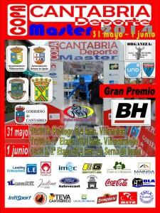 Cartel challenge cantabria 2014