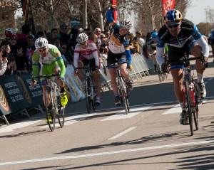 Sprint Oscar Llanos. Foto: Eva Trillo