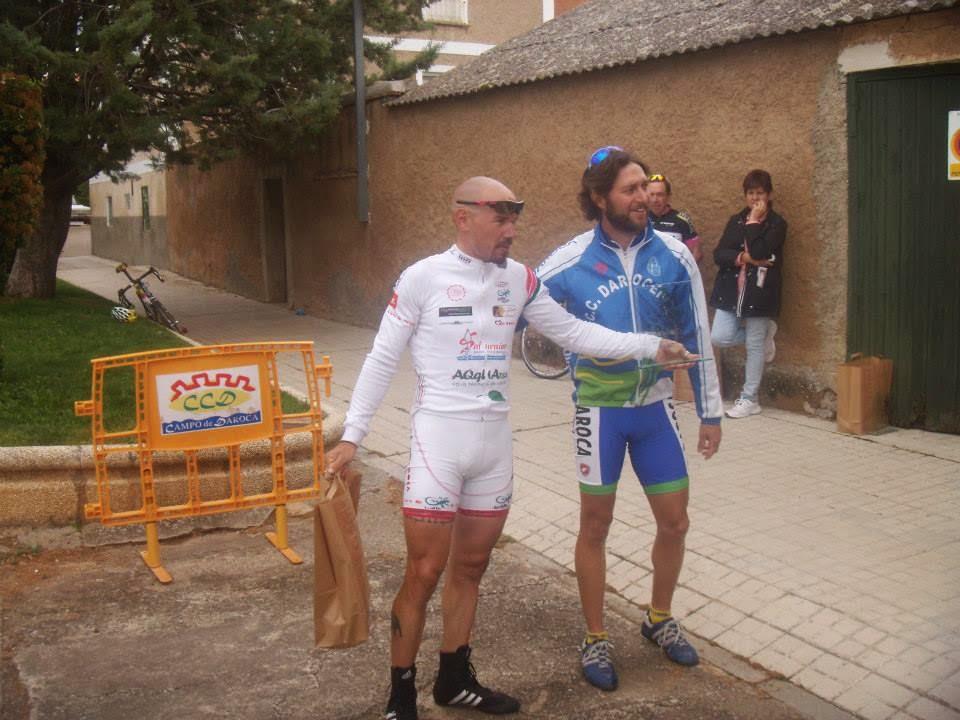 Premio de la montaña para Jorge de Vicente