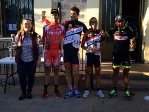 Vencedores en Los Balbases. Foto: Deportes Fernando
