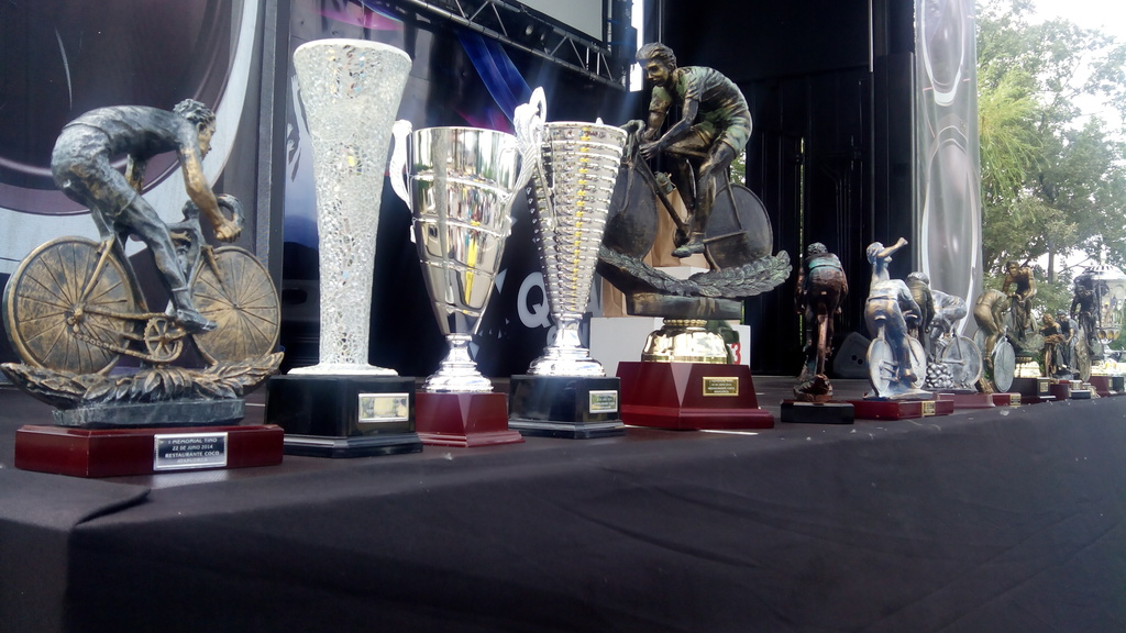 Trofeos Memorial Tino