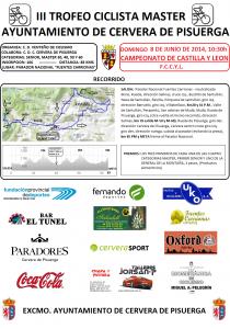 cartel CERVERA 2014