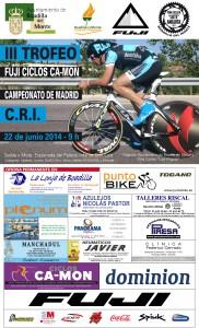 Campeonato de Madrid CRI 2014