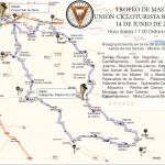 Plano Trofeo Unión Cicloturista Burgalesa 2014