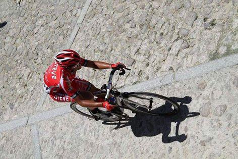 Alberto Bejarano (Esteve) tercer clasificado.