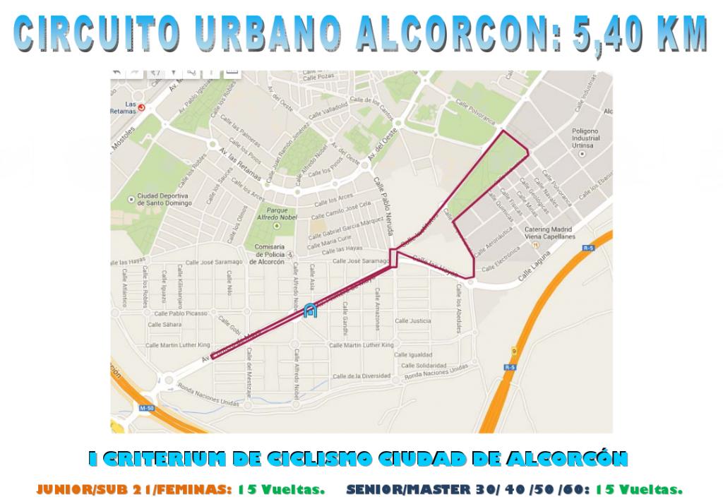 Circuito Urbano de Alcorcón