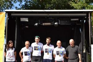 Vencedores de los II Juegos Mundiales de Ciclismo