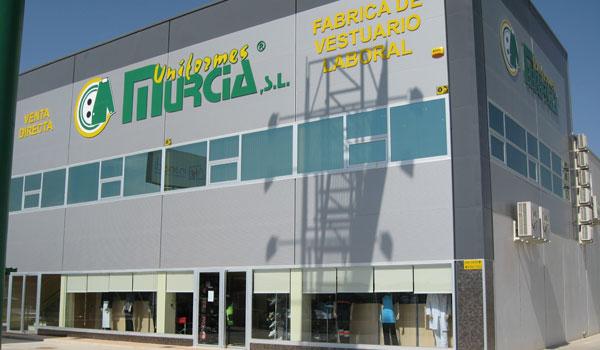 Uniformes Murcia