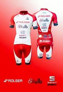 Equipación Team Rolser -  José Jorro - Ulb